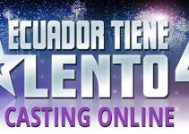 Casting Ecuador Tiene Talento 4