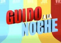 Anotarse para Guido a la Noche en El Trece TV