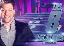 Participar en los 8 Escalones, el Trece TV