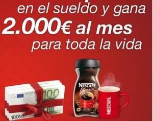 nescafe_promocion_sueldo_para_toda_la_vida_ganar_2000_euros_al_mes_sorteo