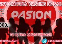 Casting de Pasión de sábado, participar