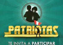 Participar en «Patriotas 2015» en Perú