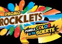 "Promo rocklets ""Ponele color a tu suerte"""