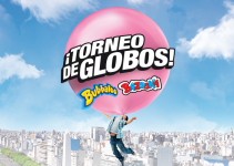"Promo Bubbaloo Bazooka ""Torneo de Globos"""
