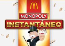 Promo McDonald's «Monopoly Instantáneo»