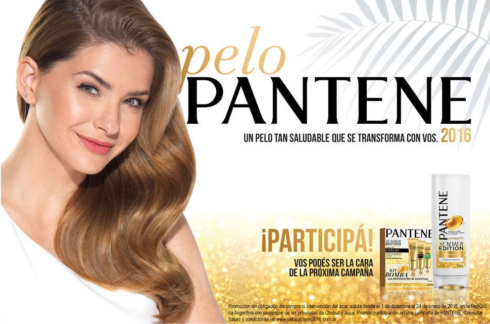 Promo Pelo Pantene 2016