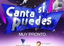 Participar en Canta si Puedes Argentina. Casting