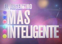 Anotarse en El argentino más inteligente