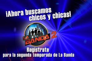 Casting para «La Banda 2» de Univisión