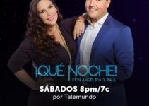 Anotarse para el programa «¡Qué Noche! con Angélica y Raúl»