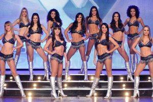 Casting de Bailarinas Showmatch 2016