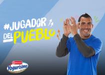 """Participar de la promo Yogurísimo """"Jugador del Pueblo"""""""