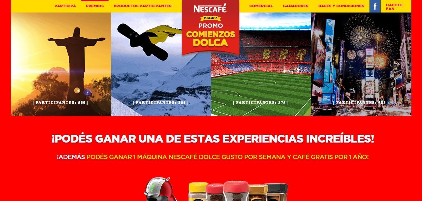 Promo Nescafe Dolca 2016