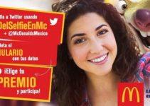 """Promo """"La Era Del Selfie en McDonald's"""", ganen un viaje a Malasia"""