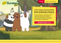 Promo Terma Kids, ganen un viaje para 4 personas a Brasil
