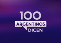 Anotarse en 100 Argentinos dicen